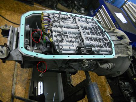 ZF 5HP-19 BMW